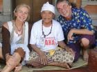 MIt Ketut Liyer in Bali